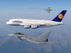 airbus and eurofighter