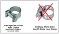 EFI clamps